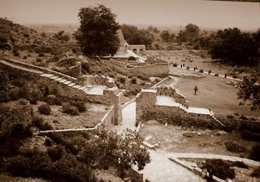 Bhangarh is India's Most Haunted Place
