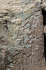 One of the most common petroglyphs of the Southwestern USA