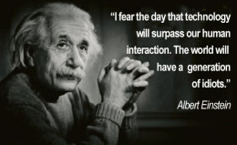 Wisdom of Einstein