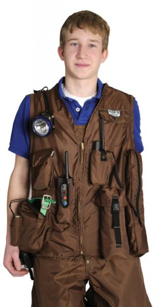 Custom Hunting Gear Vest