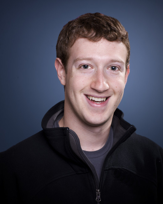 Mark Zuckerberg - Facebook Creator