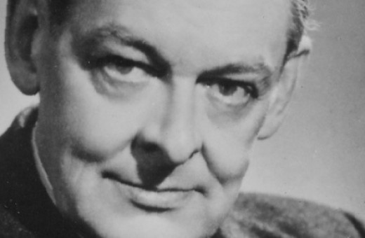 "T. S. Eliot: ""This is the way the world ends, Not with a bang, but a whimper"""