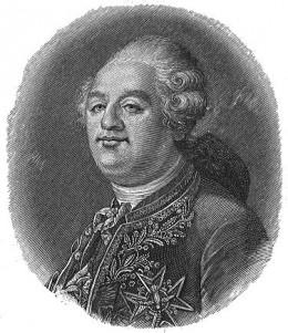 King Louis XVI, 1754-1793
