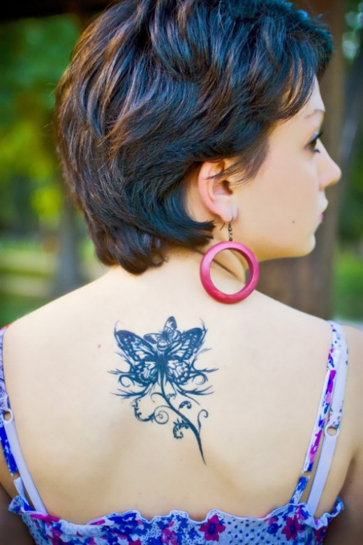 A Study in Blue - Tattoo!
