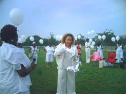 Celebrating Janine Ingram (author/coach/ motivational speaker) - facilitator of The Love Journey prayer line