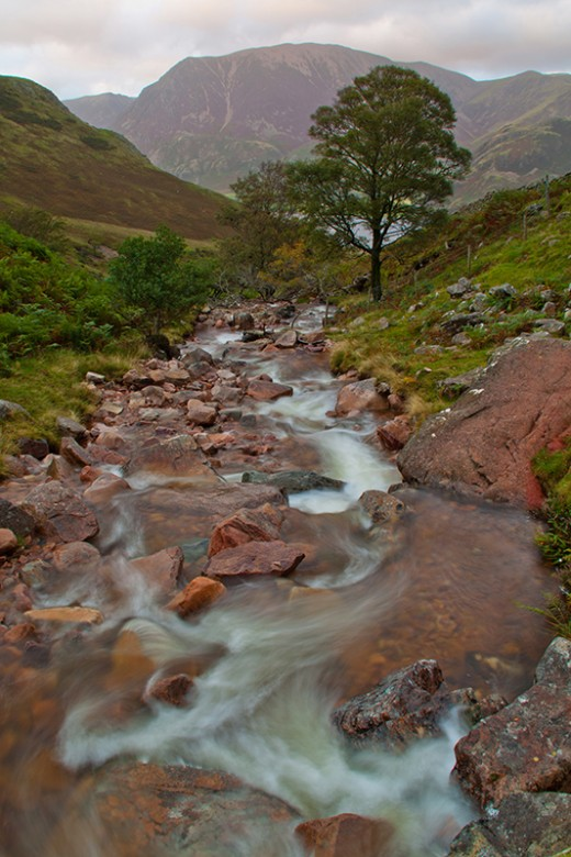 Scale Force,  Crummock Water