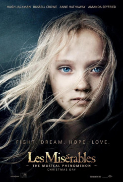 Movie Review: Les Miserables (2012)