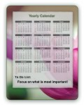 Happy New Year and Change the Calendar