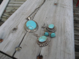 Mexican Silver and Turquoise