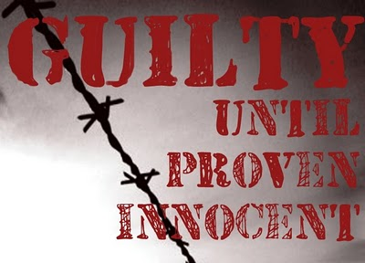 The statistics of innocent people being falsely accused and imprisoned is a crime!