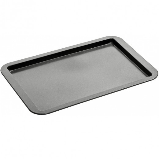 Rectangular shallow baking tray