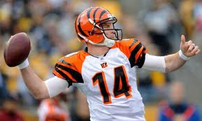 When Andy Dalton is the 6th best QB in any group, you know it's a heavily stacked deck.