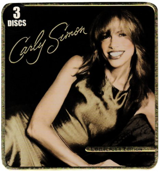 Collector's Edition by Carly Simon (Madacy Entertainment, Canada, 2009)