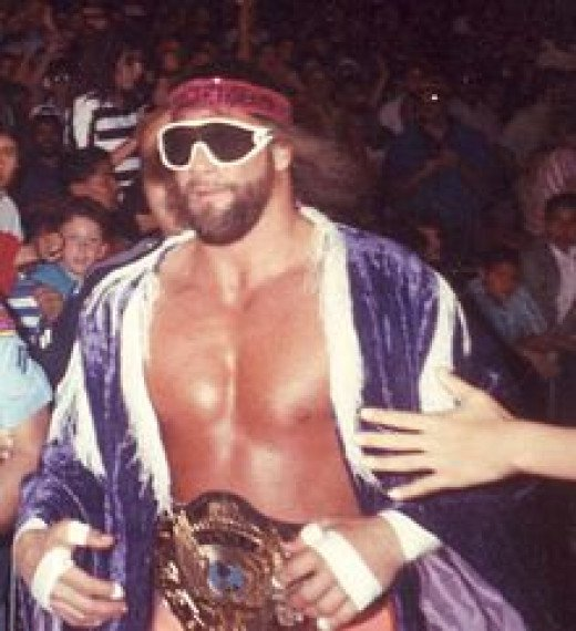 Randy Savage And Hulk Hogan: Top Two WWF Icons Of The Late