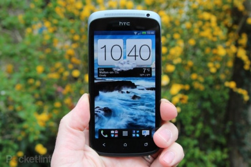 HTC has rolled out jelly bean updates