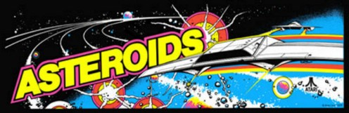 """Asteroids"" by Atari: Classic Arcade Game Review"