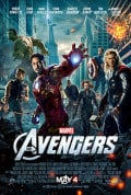 The Avengers was the biggest grossing film of 2012