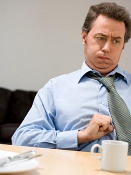 Stomach Acid Throat Fullness