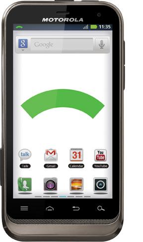 The Motorola Defy XT