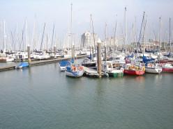 Breskens marina, The Netherlands