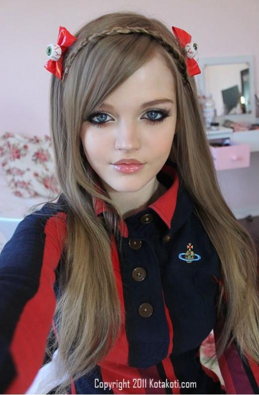 Dakota Rose whose real name is Dakota Ostrenga is more well known as kotakoti in Korea.