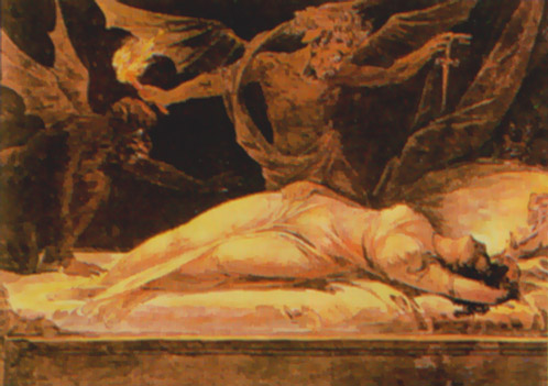 Although there are similarities between sleep paralysis and incubus/succubus attack, there are also marked differences.