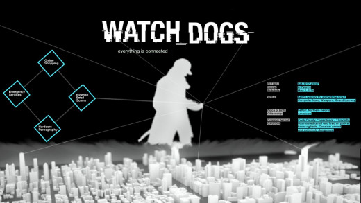 Promo for Watch Dogs