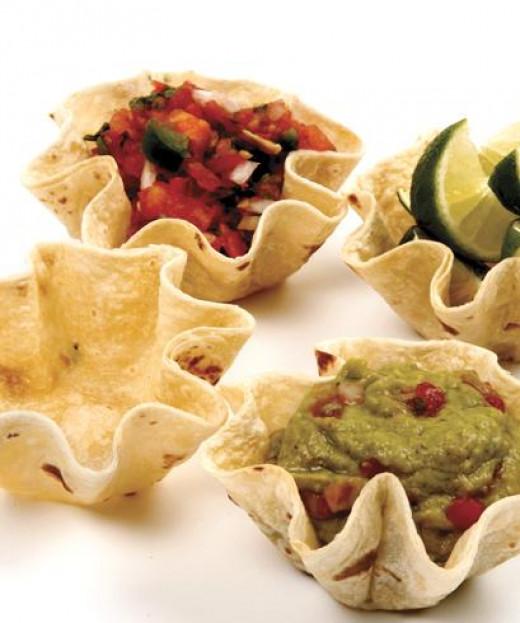 Easy recipes using tortilla shells