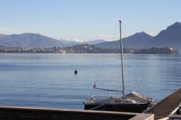 Baveno Promenade, Lago Maggiore, Italy