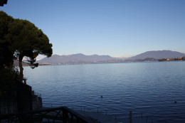 Meina, view from Residence Antico Verbano, Lago Maggiore, Italy