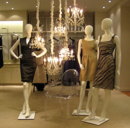 Mannequins and fashion models have one shape--straight up and down. Real women have curves and must look elsewhere for flattering fashion inspiration.