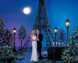 Night in the Paris