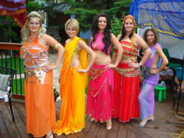 Arabian Nights Prom Theme