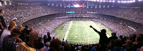 Winning tickets to Super Bowl 2013 is the only way most of us can afford to attend.