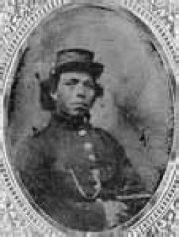 unsung heroes the black soldiers On top of recruiting african-americans for the civil war, he became the first  african-american in history to hold a rank in the united states navy by becoming .