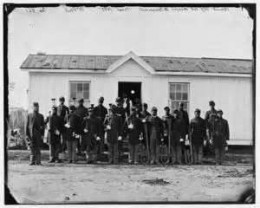 Gathering of Black Confederate Soldiers
