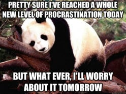 Procrastination And How It Is The Killer Of Dreams