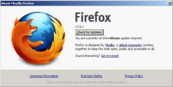 How to save your Firefox info