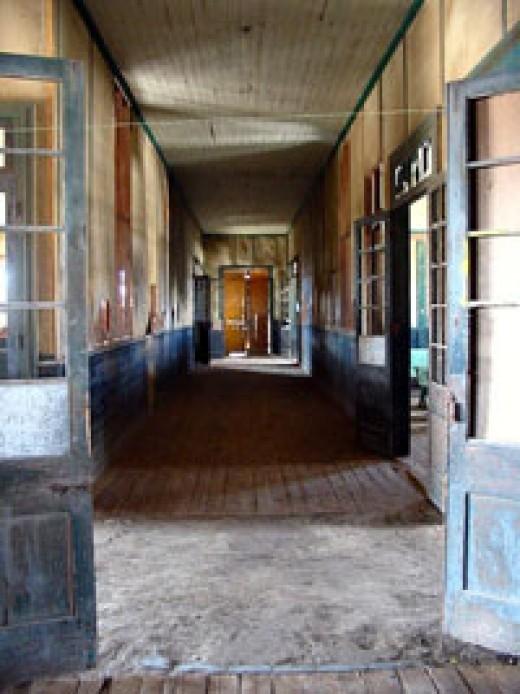The Humberstone school