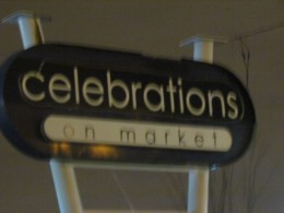 Celebrations, dinner club and restaurant  is located downtown Wilmington, Delaware.
