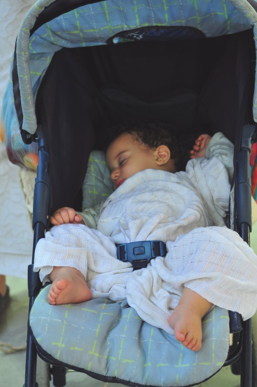 Sleep like a baby for the best weight loss
