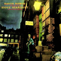 Concept Album Corner - 'The Rise and Fall of Ziggy Stardust And The Spiders From Mars' by David Bowie