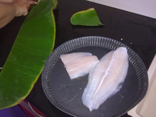 Fish Fillet - boneless and skinned