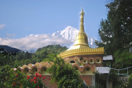 Dhamma Shringa: Nepal Vipassana Center