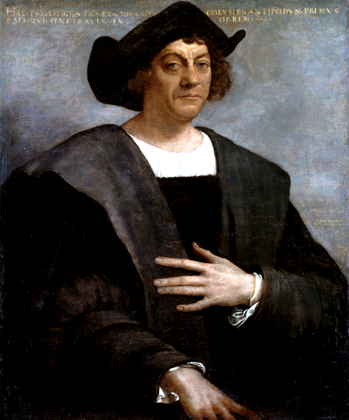 Christopher Columbus wasn't the first European to lay eyes on the Americas, but he was the one that paved the way for successful colonisation.