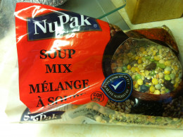 NuPak Soup Mix