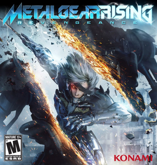 Box art for Metal Gear Rising: Revengence