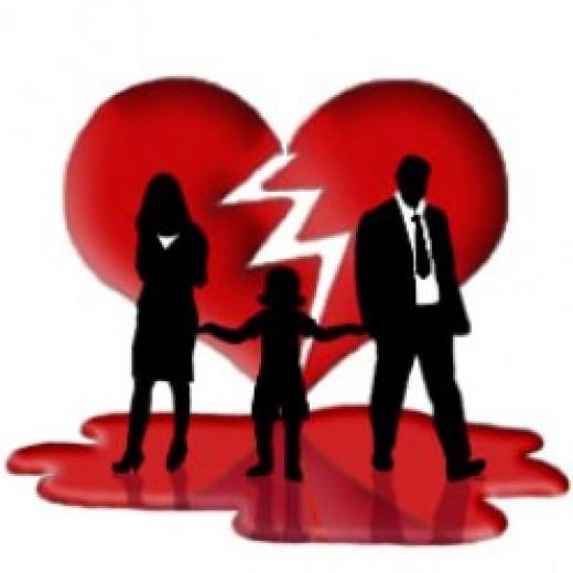A healthy divorce can help prevent Parental Alienation.