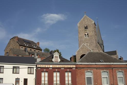 Collegiate Church of Saint-Ursmer, Lobbes