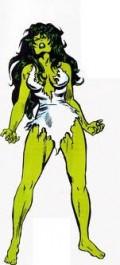 Original She-Hulk Costume